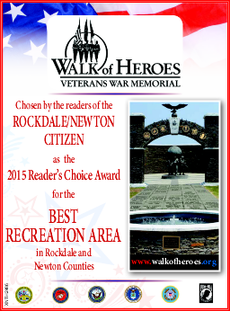 Walk of Heroes Ad