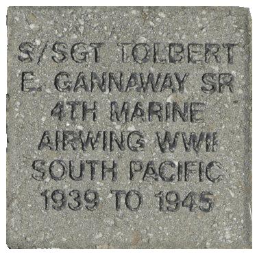 4x8 3 Line Memorial Brick Paver
