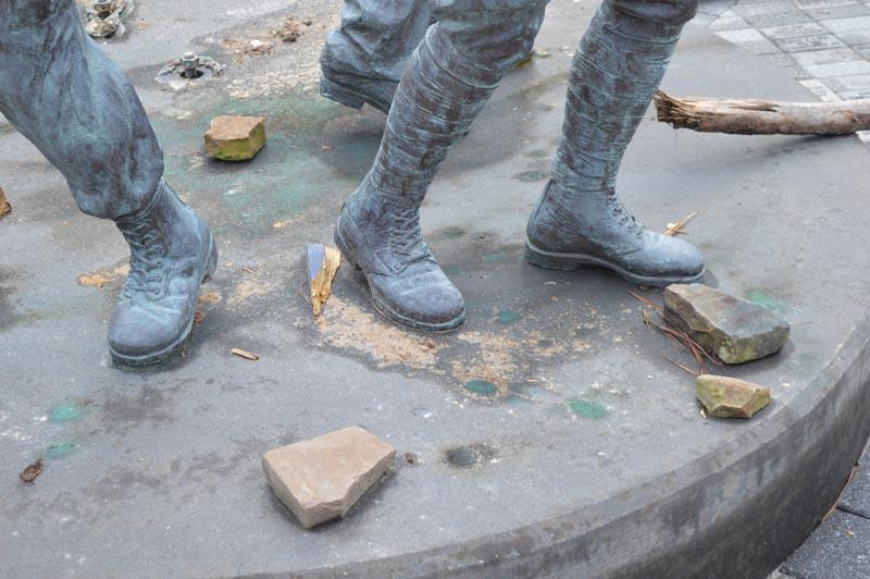 Theft - Statue Area
